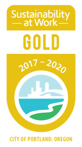 Gold Sustainability at Work Award